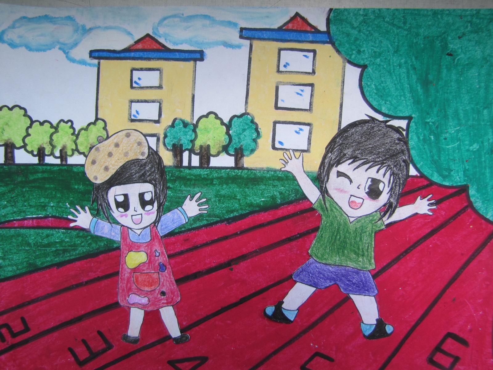 儿童画 1600_1200